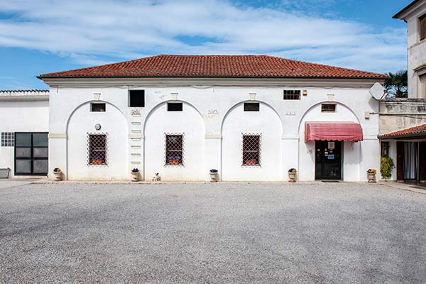 Facciata Villa Bane - Macelleria La Nostrana Carni a Treviso